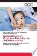 Evaluación de un Programa Educativo de Salud Bucodental