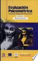 EVALUACIÓN PSICOMETRICA Laboratorio de Desarrollo Organizacional, Cuaderno 2
