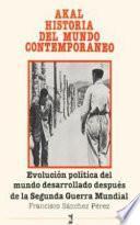 Evolución política del mundo desarrollado después de la Segunda Guerra Mundial
