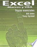 Excel, Macros y VBA / VBA and Macros for Microsoft Excel
