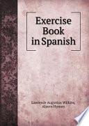 Exercise Book in Spanish
