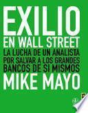 Exilio en Wall Street