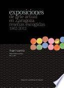 Exposiciones de arte actual en Zaragoza