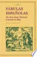 Fábulas españolas