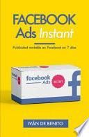 Facebook Ads Instant