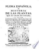Flora española