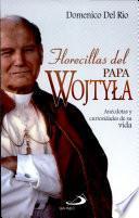 Florecillas del papa Wojtyla Del Rio, Domenico. 1a. ed.