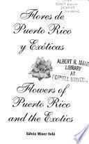 Flores de Puerto Rico y exóticas
