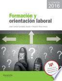 Formación y orientación laboral Edición 2016