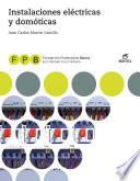 FPB - Instalaciones eléctricas y domóticas (2018)