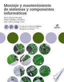 FPB - Montaje y mantenimiento de sistemas y componentes informáticos (2018)