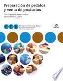 FPB - Preparación de pedidos y venta de productos (2019)