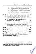 Funciones y alcances de la Oficina del Comisionado Nacional de Derechos Humanos de Honduras