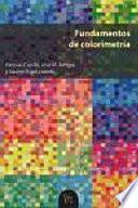Fundamentos de colorimetría