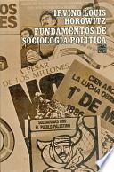 Fundamentos de Sociología Política