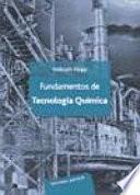 Fundamentos de tecnología química