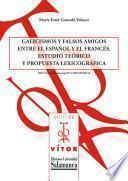 Galicismos y falsos amigos entre el español y el francés