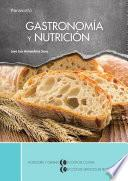 Gastronomíaynutrición