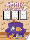 Gatito Libro de Colorear para Niños