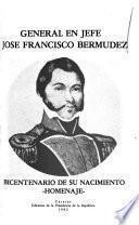 General en jefe José Francisco Bermúdez