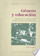 Género y educación