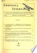 Geofísica internacional