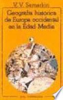 Geografía histórica de Europa occidental en la Edad Media