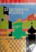 Geografía política