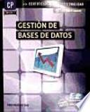Gestión de bases de datos (MF0225_3)
