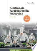 Gestión de la producción en cocina