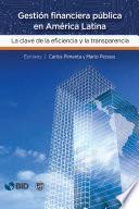 Gestión financiera pública en América Latina