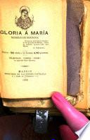 Gloria a Maria misericordiosisima