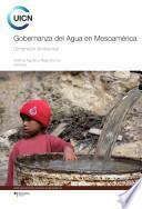 Gobernanza del agua en Mesoamérica