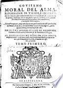 Gobierno moral del alma