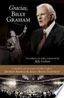 Gracias, Billy Graham