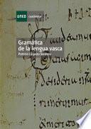 Gramática de la Lengua Vasca