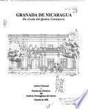Granada de Nicaragua en el año del quinto centenario