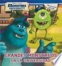 Grandes monstruos en la universidad / Disney Monsters University
