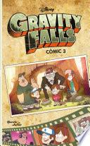 Gravity Falls. Cómic 3