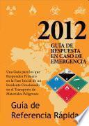 GRE 2012: Guía de Referencia Rápida