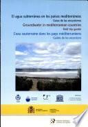 Groundwater In Mediterranean Countries: Field trip guides