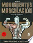 GUÍA DE LOS MOVIMIENTOS DE MUSCULACIÓN. DESCRIPCIÓN ANATÓMICA (Color)