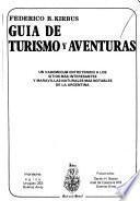 Guía de turismo y aventuras