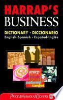 Harrap's Business Diccionario