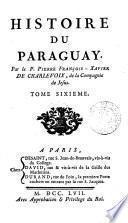 Histoire du Paraguay