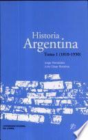 Historia Argentina: 1810-1930