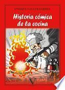 Historia cómica de la cocina