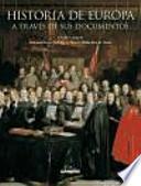 Historia de Europa a través de sus documentos