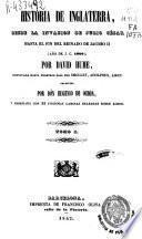 Historia de Inglaterra: (1842.609 p.)