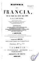 Historia de la Tierra Santa desde la más remota antigüedad hasta el año 1839, V